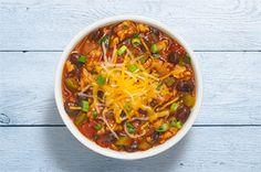 Make-Ahead Smokey Chipotle Chicken Chili Recipe - Kraft Recipes