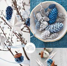 Genius Ways To Transform Pine Cones Into Holiday Decorations | Creative Ideas