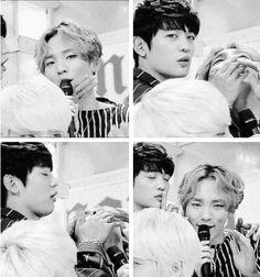 Minho & Key :D<3