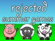 Play Rejected Summer Game Without Any Cost At http://bit.ly/1aFDChs // http://www.chilgames.com/