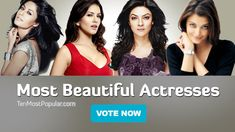 The Most Beautiful and Charming Actress in India Ever | All Time Top Ten Actresses List