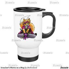Ironclaw's Mavra on a Mug