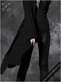 Silent Order leggings punk rave PK-025 | Fantasmagoria.eu - Gothic Fashion boutique