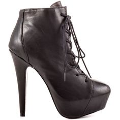 Tipps - Black Leather by Betsey Johnson