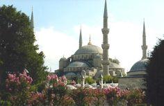Blue Mosque Istanbul, Turkey August 2015