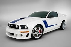 Image result for roush mustang