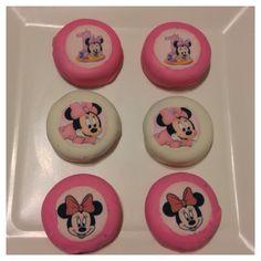 Minnie Mouse Oreos