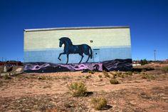 AZ. The Painted Desert Project 2014. Kaibeto, Arizona. Navajo Nation. (photo © Jetsonorama)