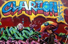 murales di Clarion Alley, a Mission District a San Francisco