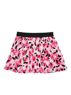 toddlers' pleated skirt