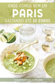 Onde comer bem em Paris gastando até 10 euros. Créditos: Laures Lester / Fonte: Unsplash