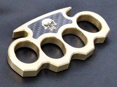 carbon fiber brass knuckles - Google Search