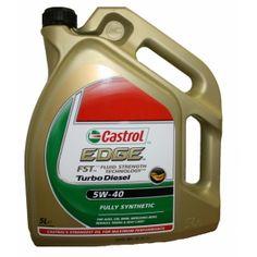 Castrol Edge Turbo Diesel 5W-40 - Fullsyntetisk