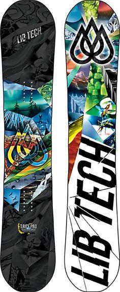 Lib Tech Travis Rice Pro BTX Snowboard - Men's - Snowboarding - 2015