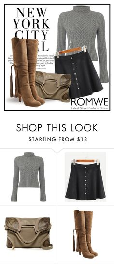 """""""autumn simple"""" by jamie-lea-wellik ❤ liked on Polyvore featuring Polo Ralph Lauren, Foley + Corinna and Chloé"""
