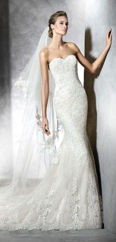 Pronovias 2016 Bridal Collection - Belle The Magazine