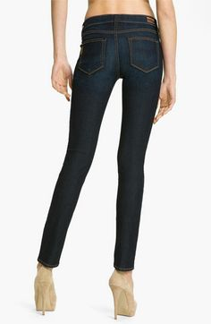 Paige 'Skyline' Skinny Stretch Jeans (Carson Wash) | Nordstrom