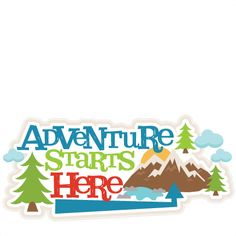 Adventure starts here - 2016.05.03