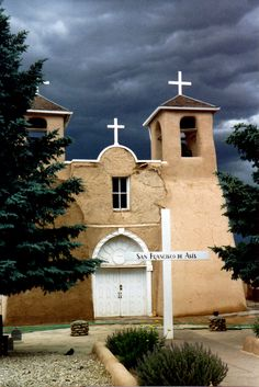 St Francis of Assisi Mission Church, Taos