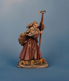 Wizard, Dark Sword Miniatures