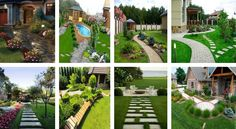 Whether you are designing with plants, a pool or a porch, these amazing backyard landscaping design ideas blow you away. Glam up your backyard with inspiration from these amazing landscaping and design ideas. Your backyard landsc Rustic Backyard, Landscape Design, Garden Design, Balcony Garden, Backyard Landscaping, Outdoor Structures, Interior Design, Porch, Amazing