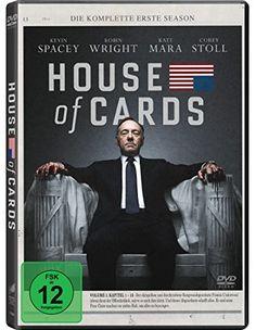 http://ift.tt/1QG7iVU House of Cards  Die komplette erste Season [4 DVDs] #nanytil$