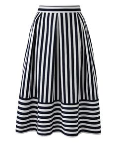 Closet Striped Prom Skirt Source by kopfindenwolken skirts Modest Fashion, Hijab Fashion, Fashion Dresses, Fashion Clothes, Mode Outfits, Skirt Outfits, Blouse And Skirt, Dress Skirt, Mode Hijab
