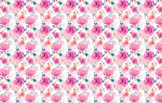 Indy Bloom Punchy Florals Fabric. Fabric by the by JacksonsWovens