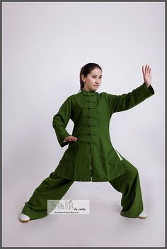Long Chinese Traditional Mandarin Martial Arts Tai Chi Kung Fu Gong Fu Competition Championship Jacket Suits Uniforms for Men Women Children rental set traditional buy purchase on sale shop supplies supply sets equipemnt equipments Kung Fu, Tai Chi Movements, Tai Chi Clothing, Martial Arts Clothing, Chinese Martial Arts, Future Clothes, We Are The World, Qigong, Poses