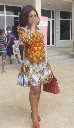 African Blouses, African Lace Dresses, Latest African Fashion Dresses, African Print Fashion, Modest Fashion, Fashion Outfits, Beautiful Ankara Styles, Africa Dress, Short Gowns