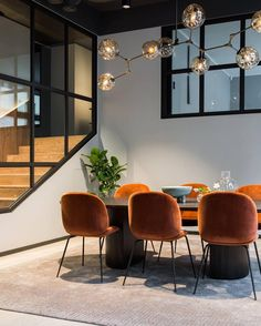 """1,226 gilla-markeringar, 13 kommentarer - GUBI (@gubiofficial) på Instagram: """"Stunning interior at the newly opened @eklundstockholmnewyork office in Gothenburg, Sweden with…"""""""