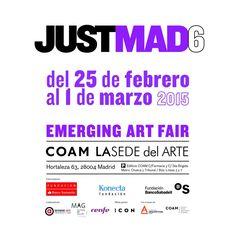 PACA colabora un año más en #JUSTRESIDENCE/ #Justmadartfair artista residente en PACA:Jose Perozo (Venezuela)http://justmad.es/just-residence/