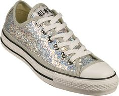 Converse Chuck Taylor  All-Star Sparkle Ox Lo Sneakers