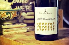 """Say what? """"35 hectolitres per hectare yields, handpicked grapes, fermented on native yeasts at controlled temperatures in steel tanks and small wooden barrels of French oak, 12 months with batonnages"""". I say """"it's absolutely amazing and simply one of the best white wines I've tasted this year!"""" Period. #winelover — with Marco De Bartoli #westsicilywine"""