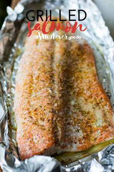 Lemon Pepper Traeger Grilled Salmon is fast, delicious, and super healthy. Traeger Recipes, Grilling Recipes, Smoker Recipes, Traeger Salmon, Lemon Pepper Salmon, Grilled Salmon, Salmon Food, Grilled Fish, Cooking Salmon