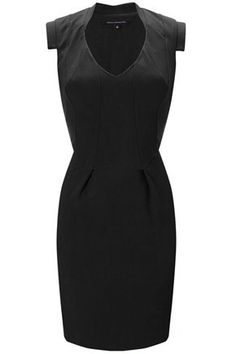 Midnight Spark Dress    french connection    $218.00
