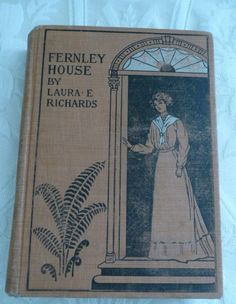 Check out this item in my Etsy shop https://www.etsy.com/listing/24396906/vintage-book-fernley-house-dated-1901-by