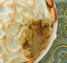 Quick Southern Banana Pudding My mom made the best.  I'll have to try this and see if it is as good as moms.