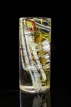 DALE CHIHULY | CYLINDERS by Dale Chihuly at - Schantz Galleries