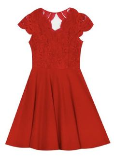 Tween Red Lace Scuba Dress Preorder 7 to 16 Years Girls Christmas Dresses, Scuba Dress, Tween Girls, Red Lace, Formal Dresses, Fashion, Scuba Wetsuit, Red Ribbon, Dresses For Formal
