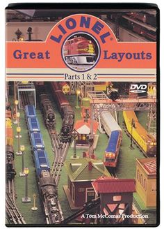 Great Lionel Layouts, Parts 1 & 2 - http://www.trainsup.com/great-lionel-layouts-parts-1-2/