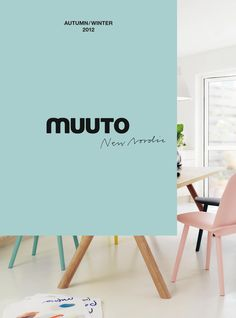 Muuto Catalog - Autumn/Winter 2012  Welcome to the Muuto catalogue for Winter/Autumn 2012. Open to browse the latest furniture, lighting and home accessories by Muuto and the leading Scandinavian designers! More info and shops at www.muuto.com