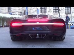 Sound Off: 2017 Bugatti Chiron vs Pagani Huayra BC – Check out this video of two of the world's most impressive exotic supercars making noise and capturing the attention of everyone around. The Pagani Huayra has a Mercedes-AMG V-12 engine that is up against the Bugatti's massive 8.0-liter W-16. What supercar do you think sounds better?http://www.youtube.com/watch?v=5oIvvdMCNKo#utm_sguid=164775,f7deab87-976b-b9d0-82d2-c3d4418ef61f