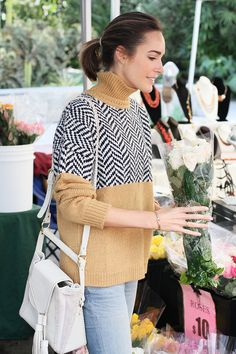 Cozy Fall Style | featuring Joe Fresh | by Louise Roe