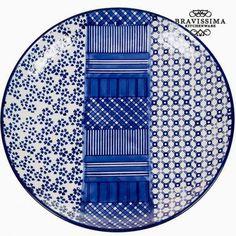 Flat plate Porcelain - Kitchen's Deco Collection by Bravissima Kitchen