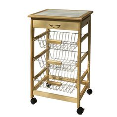 OIA Kitchen Cart | Wayfair