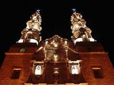 Catedral de Campeche, México.