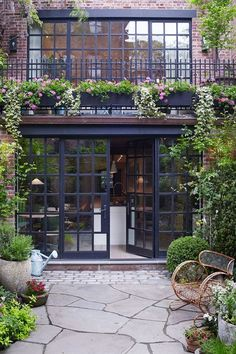 Steel Windows & Doors pinkysirondoors.com
