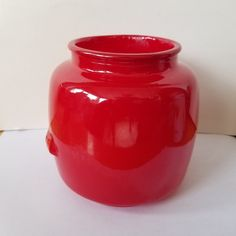 Red ceiling light shade / red coloured lamp shade