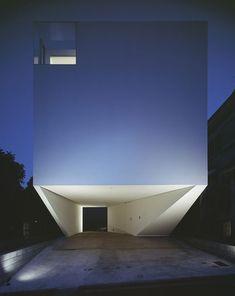 Dancing Living House, Yokohama, Japan | Junichi Sampei, A.L.X. Architects